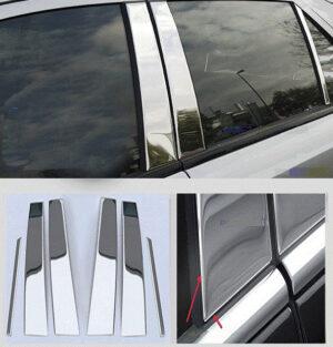Ανοξείδωτη επένδυση για τις μεσαίες κολώνες για Mercedes Benz S-Class W140