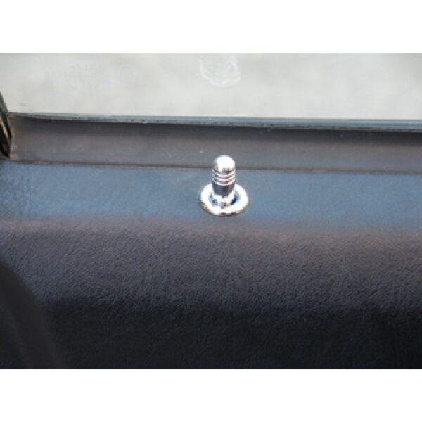 Ασφάλειες πόρτας με δακτυλίδι χρωμίου για Mercedes Benz