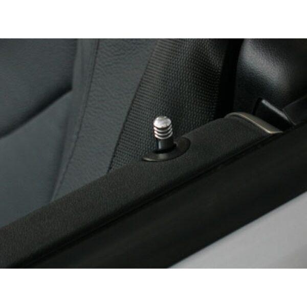 Ασφάλειες πόρτας χρωμίου για Mercedes Benz