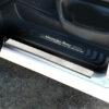 Εσωτερικά μαρσπιέ από ανοξείδωτο βούρτσας για Mercedes Benz Vito/V Class W447
