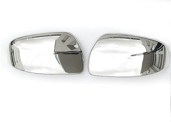 Καπάκια καθρεπτών χρωμίου για Mercedes Benz Vito/Viano W639 2010-2014