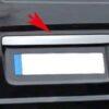 Χρώμιο λαβής πορτ μπαγκάζ για Mercedes Benz Vito W639 από 2003 έως 2014