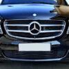 Διακοσμητικό χρώμιο εμπρός προφυλακτήρα για Mercedes Benz Vito/ V Class W447 από 10/2014 έως 05/2019