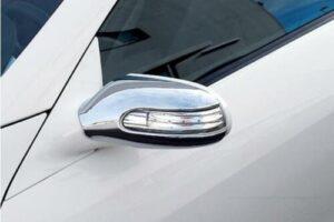 Καπάκια καθρεπτών χρωμίου για Mercedes Benz SLK R171 από 2004 έως 03/2008