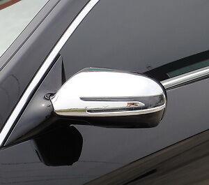 Καπάκια καθρεπτών χρωμίου για Mercedes Benz SLK R171 από 2008 έως 2011