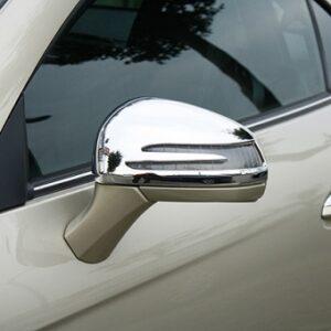 Καπάκια καθρεπτών χρωμίου για Mercedes Benz SLK R172, SLC C217, SL R231