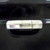 Χρώμιο χειρολαβής πίσω πόρτας για Mercedes Benz Viano/Vito W639 από 2003 έως 2014