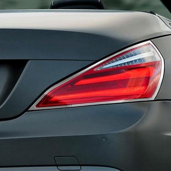 Χρώμια πίσω φαναριών για Mercedes Benz SL R231