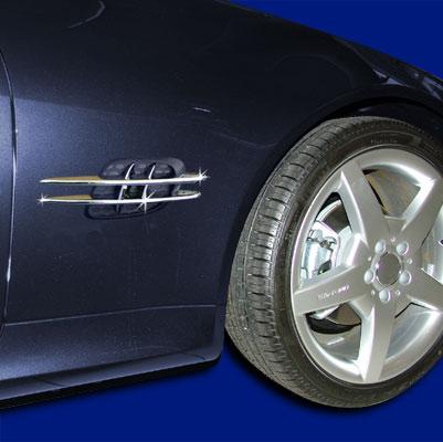 Γρίλιες φτερών για Mercedes Benz SLK-Class R171