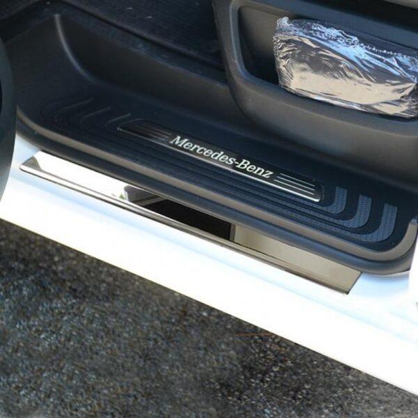 Εσωτερικά μαρσπιέ για Mercedes Benz Vito/V Class W447 από 10/2014