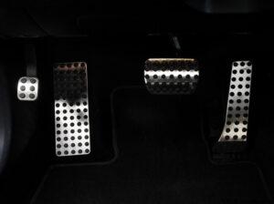 Διακοσμητικές πεταλιέρες Mercedes Benz για αυτόματο κιβώτιο – 4 τεμ.