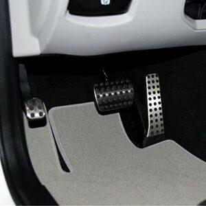 Διακοσμητικές πεταλιέρες Mercedes Benz για αυτόματο κιβώτιο – 3 τεμ.