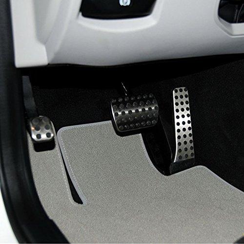 Διακοσμητικές πεταλιέρες Mercedes Benz για αυτόματο κιβώτιο - 3 τεμ.