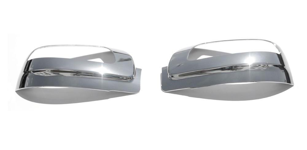 Καπάκια καθρεπτών χρωμίου για Mercedes Benz Vito/Viano W639 2009-2014
