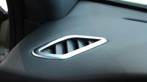 Πλαίσιο χρωμίου μπροστινών αεραγωγών για Mercedes Benz CLA-Class W117, GLA-Class X156